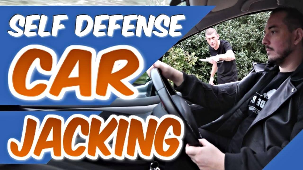 CAR JACKING : Les BONS GESTES à adopter [Self défense]