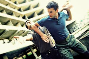 Les points vitaux en self-défense