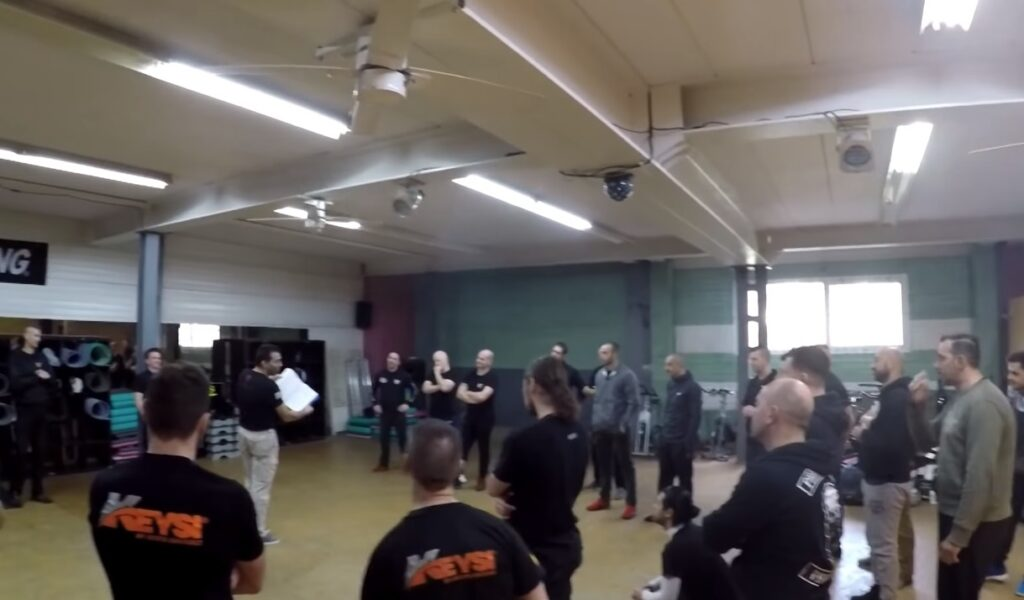 détails du programme technique formation level 1 par Fred Mastro