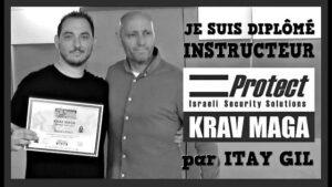 Itay Gil – Retours sur la formation instructeur Protect Krav Maga